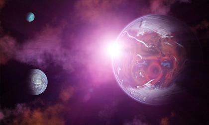 Επίδραση πλανητών και φωτών στο ωροσκόπιο