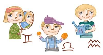 Crash test: Δίδυμος, Ζυγός και Υδροχόος, πόσο καλοί γονείς μπορούν να γίνουν;