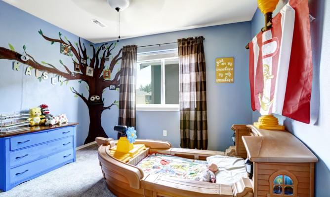 Πώς να διακοσμήσεις το παιδικό δωμάτιο ανάλογα με το ζώδιο του; Μέρος 2ο