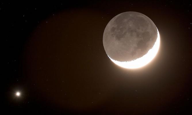 Σελήνη και Αφροδίτη