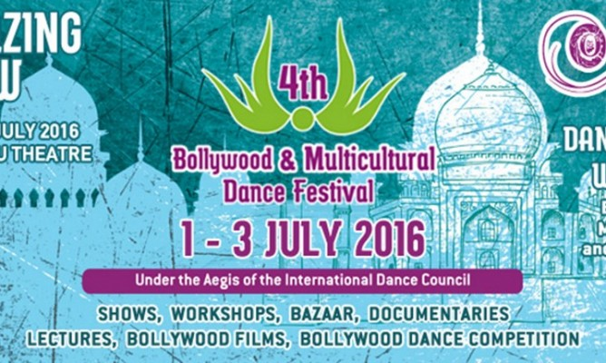 Bollywood & Multicultural Dance Festival: Άρωμα Ανατολής στην Αθήνα