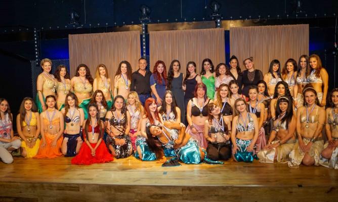 Διεθνής διαγωνισμός Oriental Show στο Passport Κεραμεικός
