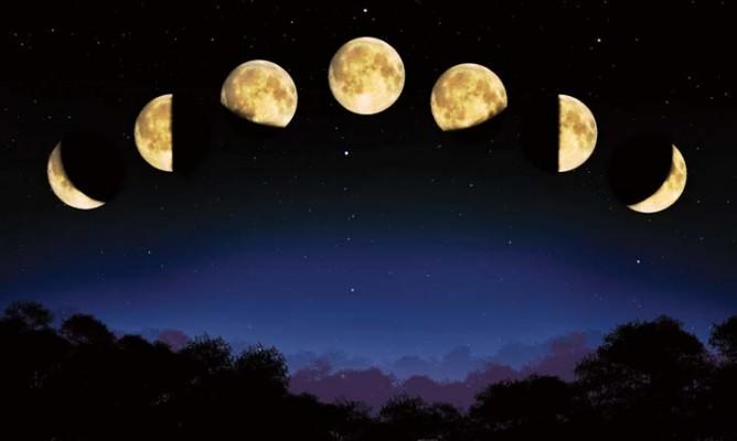 Παύσεις Σελήνης Μαϊου: Προσοχή στις κινήσεις σας