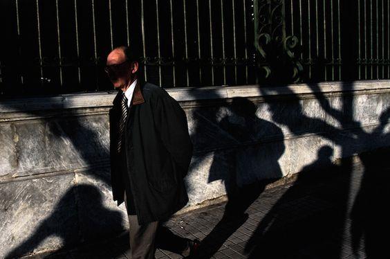 Η Ελλάδα της οικονομικής κρίσης- Η οικονομική κρίση και τα επακόλουθά της